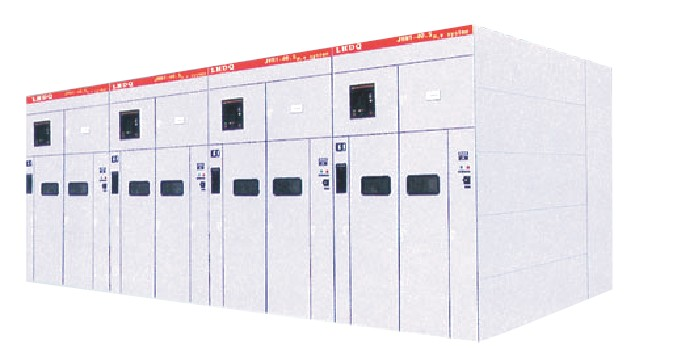 JYN1-40.5移開式金屬鎧裝封閉式高壓開關柜