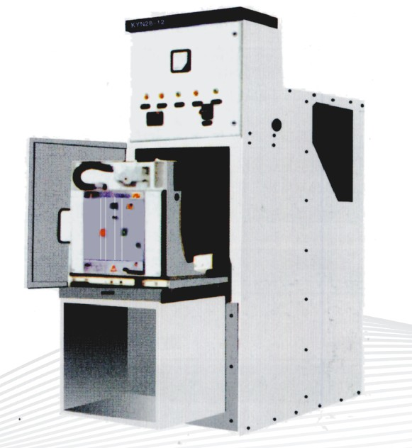 KYN-40.5移動式金屬鎧裝封閉式高壓開關柜