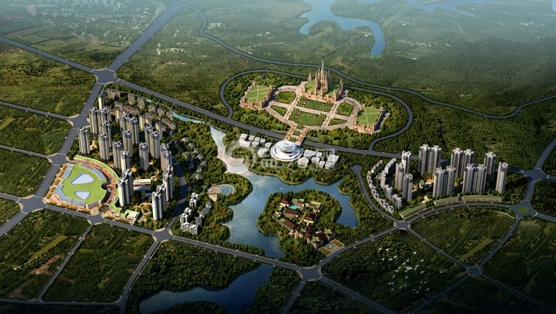 自贡创兴城